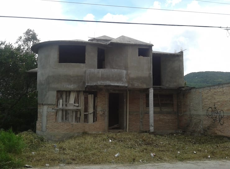 Casas de estilo  por arqIVE