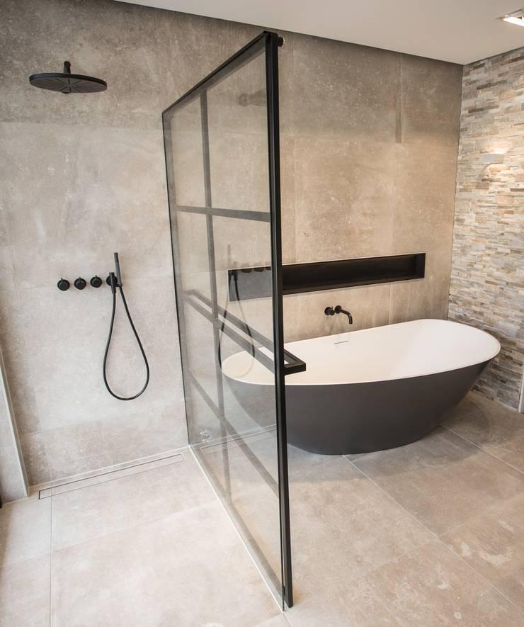 DEK-design Wall:  Badkamer door De Eerste Kamer