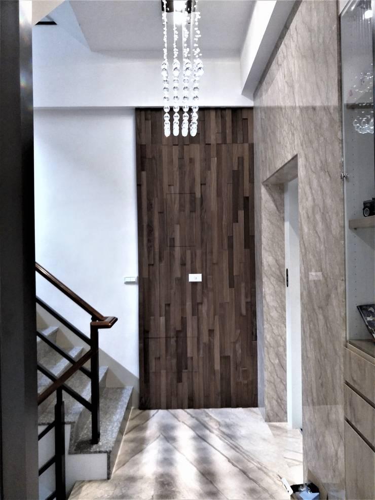 Air &sunlight 光合作用:  樓梯 by 喬克諾空間設計