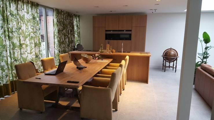 Interieur Rondedans:  Keuken door Sterre Troostheide, Industrieel