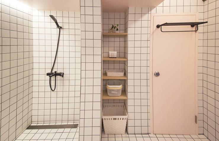 浴室 by 참우리건축