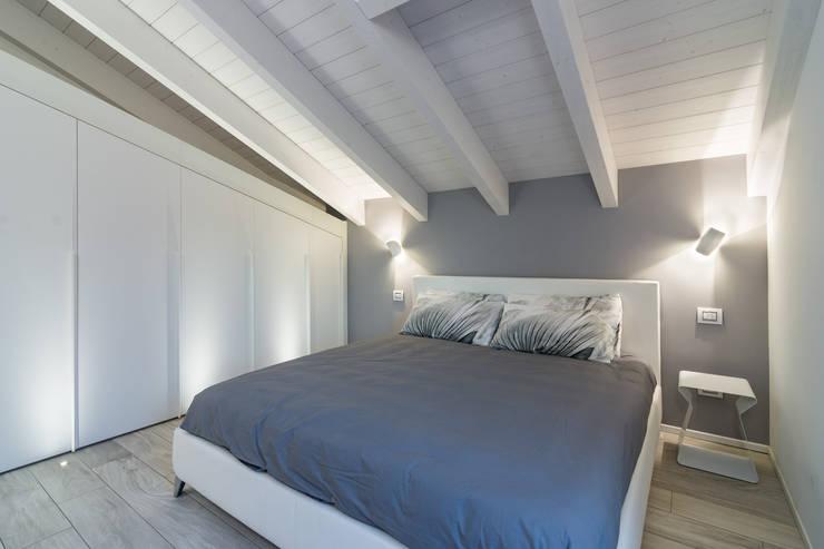 臥室 by ZEROPXL   Fotografia di interni e immobili