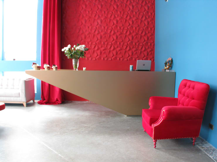 Mobiliario recepción: Spa de estilo  por Domicilio