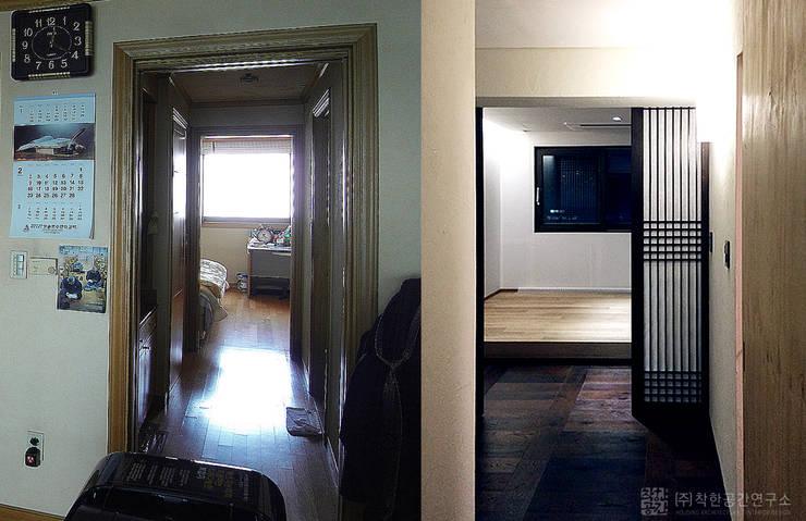 잠실 현대레이크빌 : 주식회사 착한공간연구소의  방