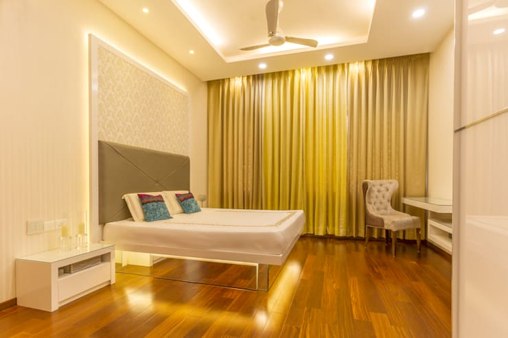 What should i know about false ceiling designs for indian homes for Ceilings for bedrooms