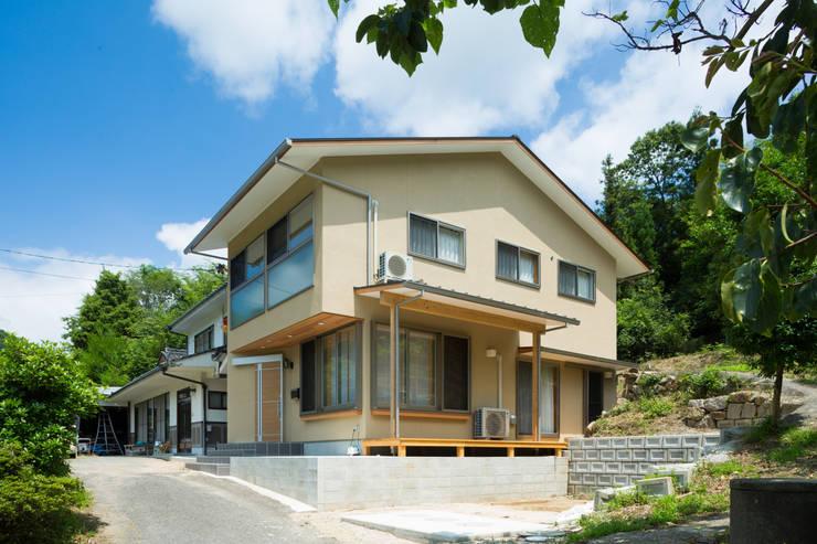 房子 by 株式会社かんくう建築デザイン