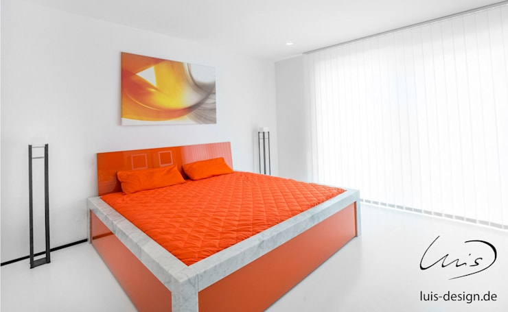 Bedroom تنفيذ Luis Design
