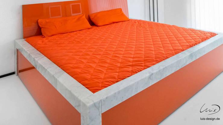 minimalistic Bedroom by Luis Design