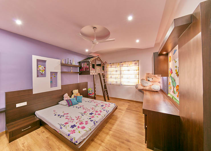 Kids room: modern Nursery/kid's room by NVT Quality Build solution