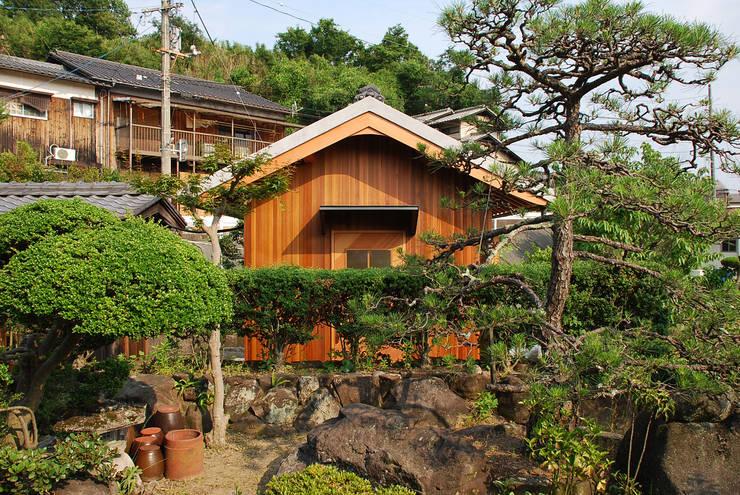 房子 by 丸菱建築計画事務所 MALUBISHI ARCHITECTS