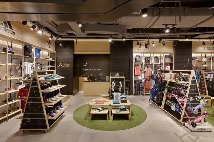 Wilio Kids Sportwear:  Ruang Komersial by High Street