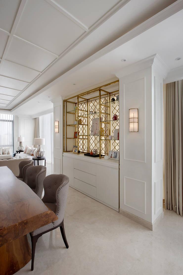 Senopati Suites Apartment:  Ruang Makan by High Street