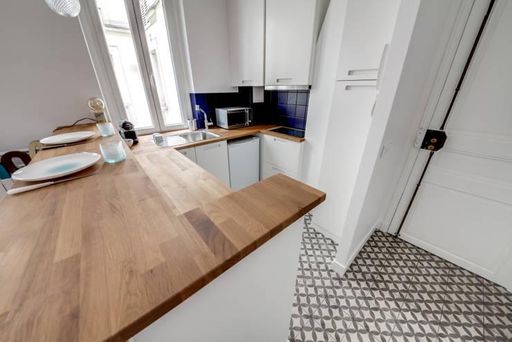 廚房 by Decorexpat