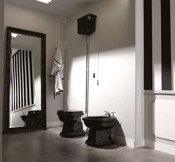 Retrò: Casa de banho  por Smile Bath S.A.