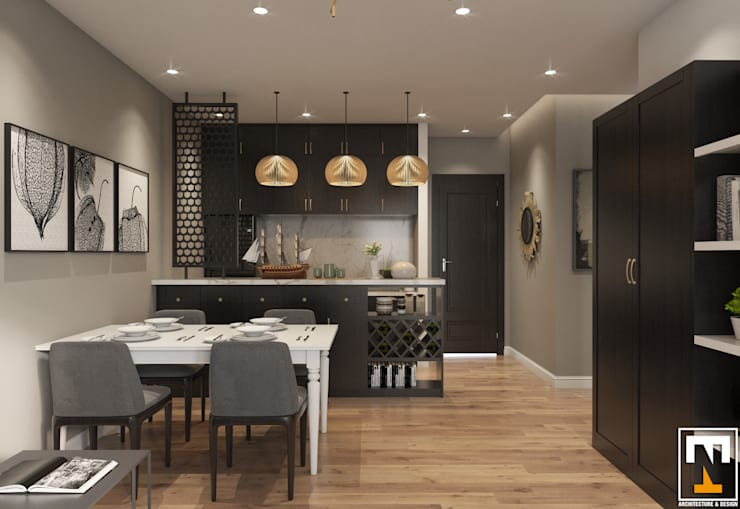Kitchen by NT.DESIGN