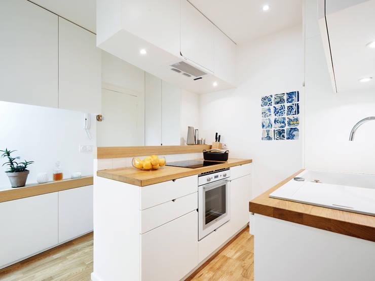 廚房 by ATELIER JMCA