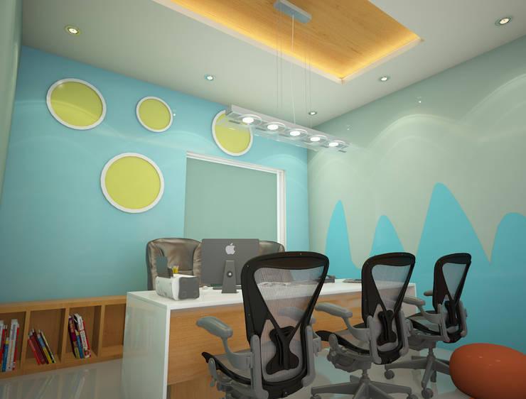 Directors Room:  Schools by Rhomboid Designs