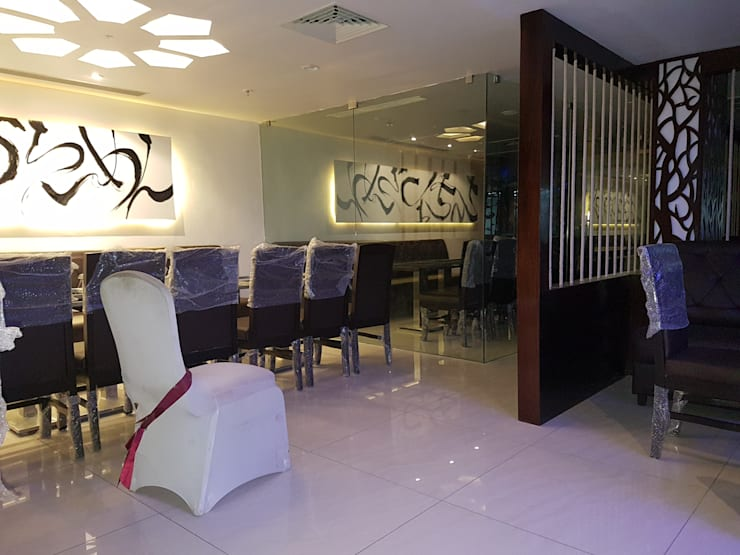 Resturant :   by Interior Axis India Pvt,Ltd