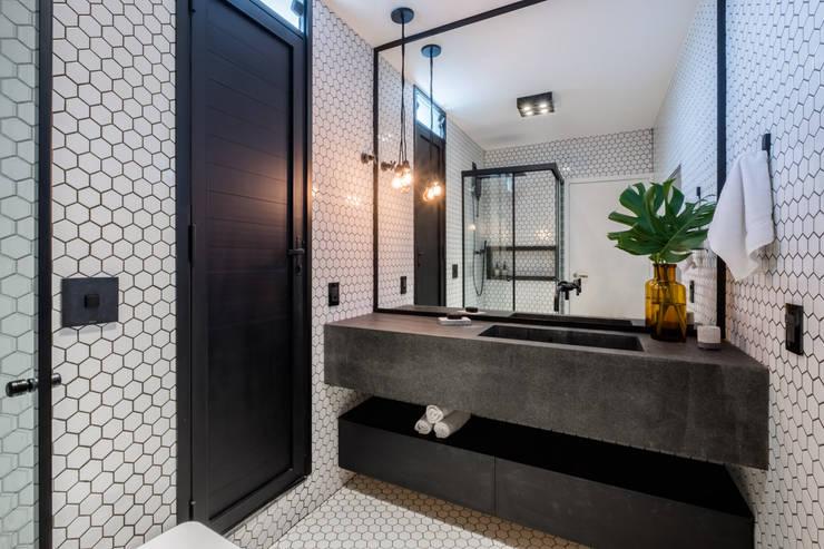 Macro Arquitetos:  tarz Banyo