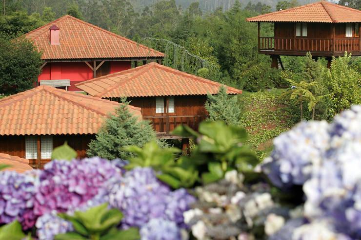 RUSTICASA | Hôtels + Tourisme | France + Ibérie Hôtels rustiques par EC-BOIS Rustique Bois Effet bois