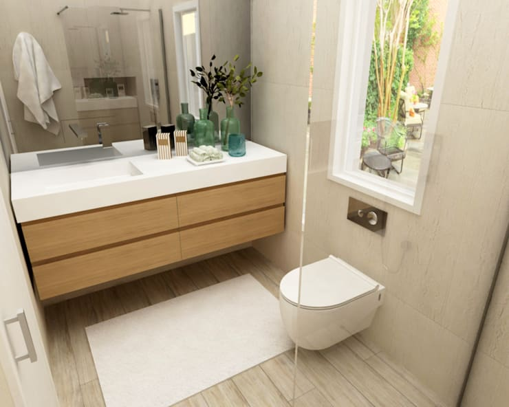 modern Bathroom by Smile Bath S.A.