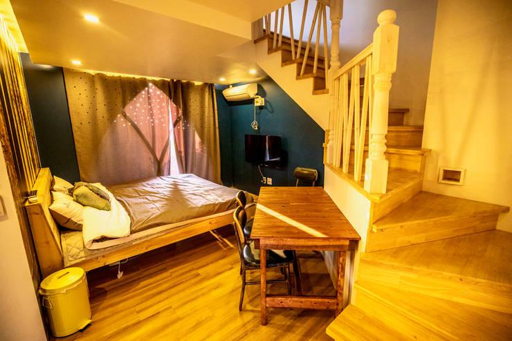 2번방 객실2: 쉬폰의  거실