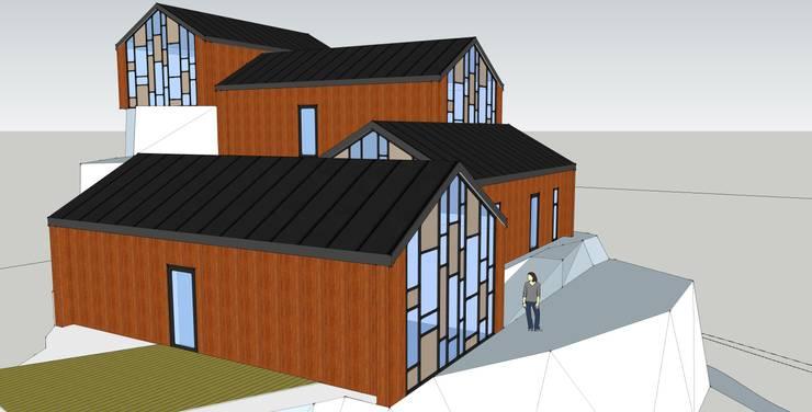 순천 숲 속의 집: 루아건축사사무소의