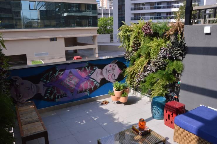 Terrasse von Studio Elã