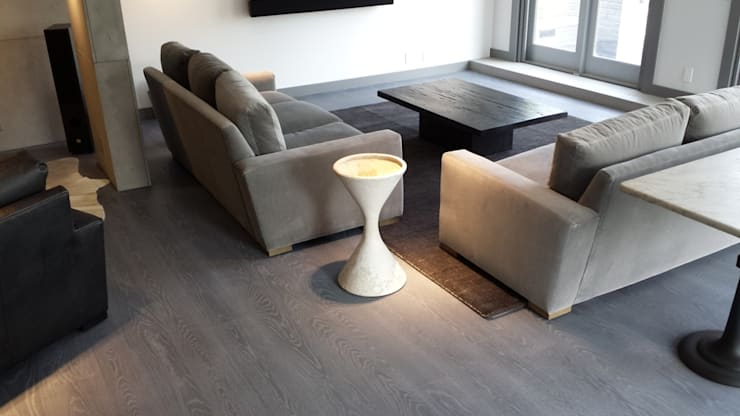 minimalistic Living room by Shine Star Flooring