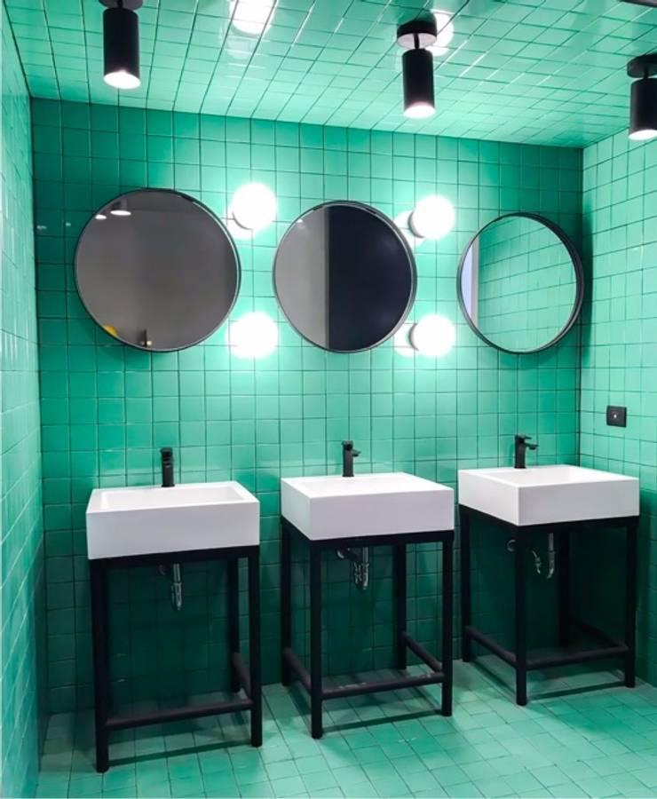 Baños: Baños de estilo  por D Interior
