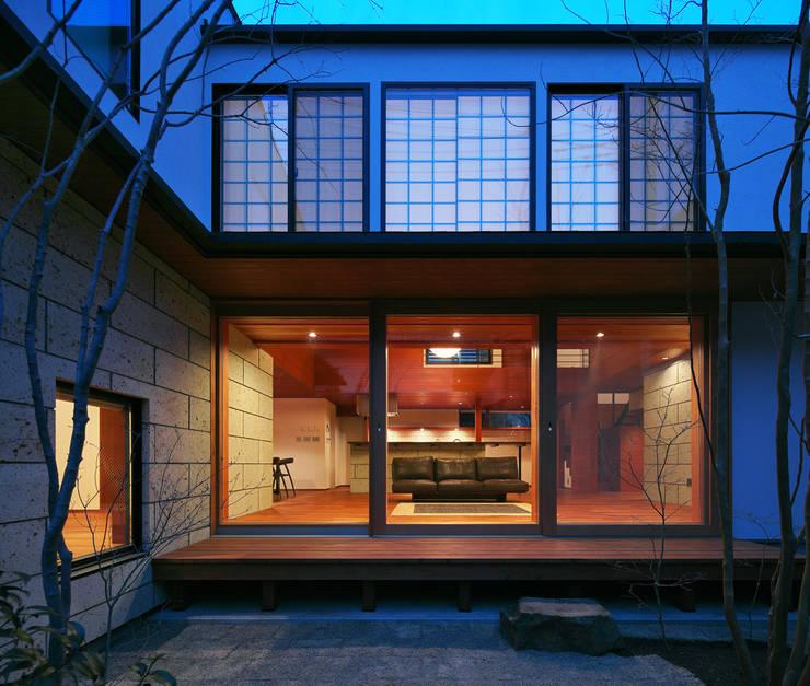 庭院 by かんばら設計室