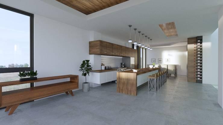 私人住宅餐廳規劃示意圖-1:   by 宏藝設計工作室