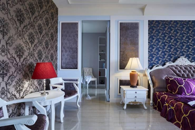 無與倫比的藝術作品:  飯店 by 雅和室內設計