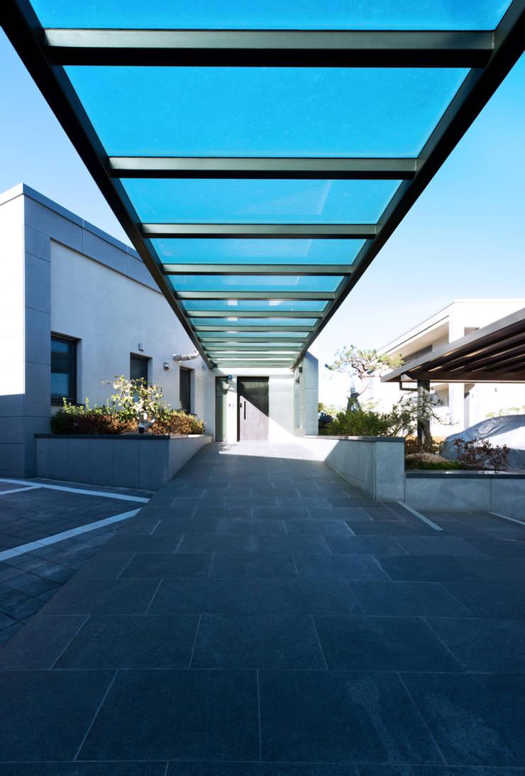 광주 서창동 1.4리터 패시브하우스 – 부모님집: (주)자림이앤씨건축사사무소의  패시브 하우스