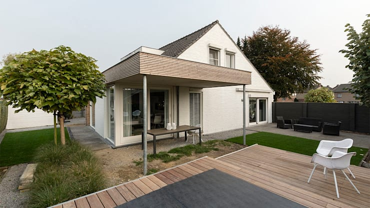 Houses by CHORA architecten