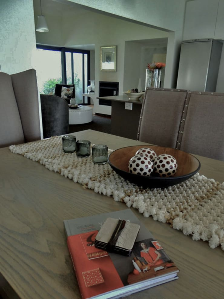 modern Dining room by Simply Living Online