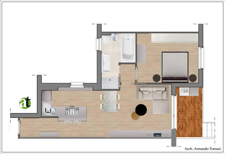 Planimetrie di case e appartamenti 10 esempi per ispirarti for Planimetria appartamento