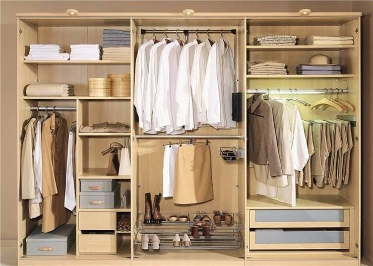 Feza Mutfak – En Kullanışlı Raydolap Nasıl Dizayn Edilir?:  tarz Giyinme Odası