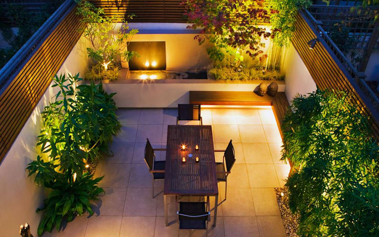 حديقة تنفيذ MyLandscapes Garden Design