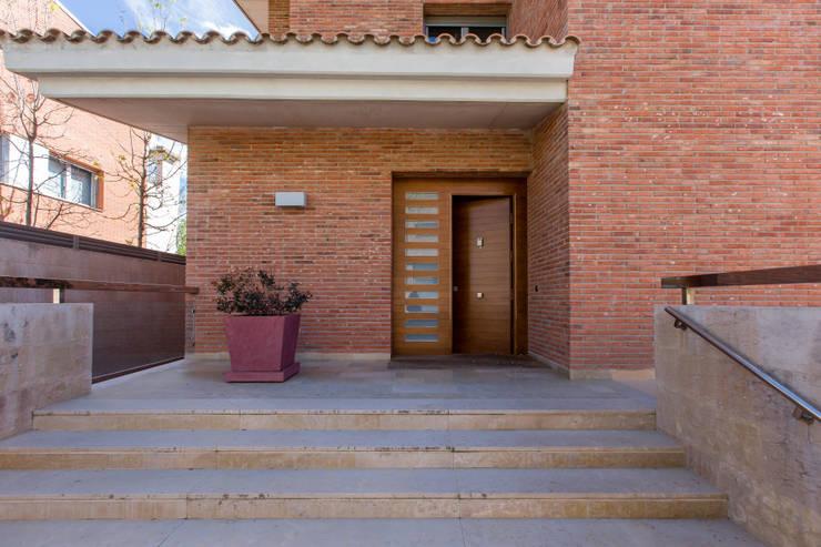 Front doors by Decara