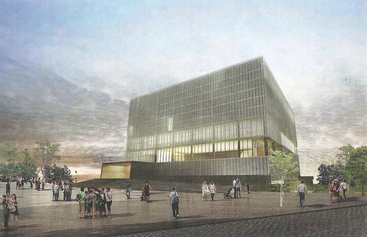 Instituto de la Artes - UNSAM:  de estilo  por Sevita +studio,