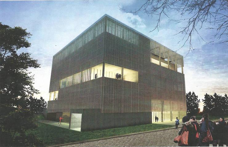 Instituto de la Artes – UNSAM:  de estilo  por Sevita +studio,