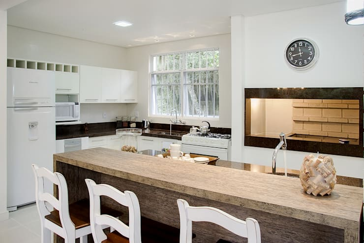 Ruang Makan by Maciel e Maira Arquitetos