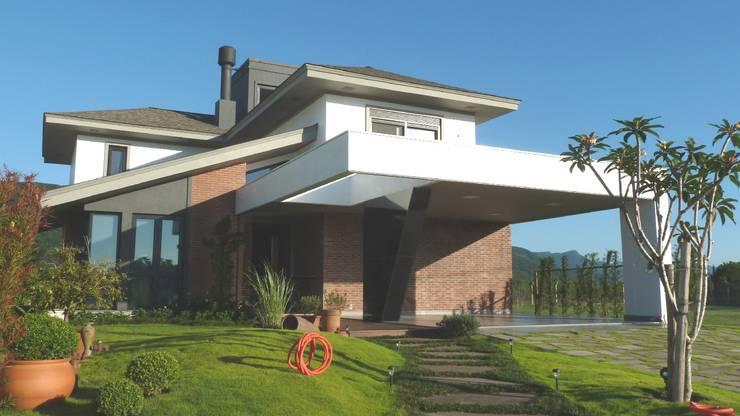房子 by Maciel e Maira Arquitetos