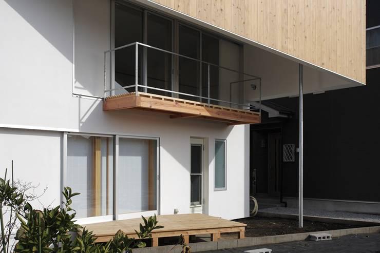 上溝の家: 前田工務店が手掛けた木造住宅です。