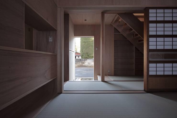 上溝の家: 前田工務店が手掛けた和室です。