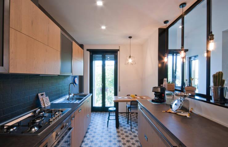 ห้องครัว by 07am architetti