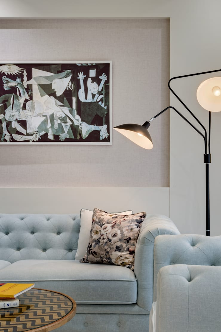 Details:  Living room by Space It Up