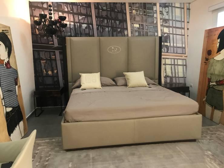 Cama Fendi Home: Dormitorios de estilo  por Spazio di Casa Venezuela