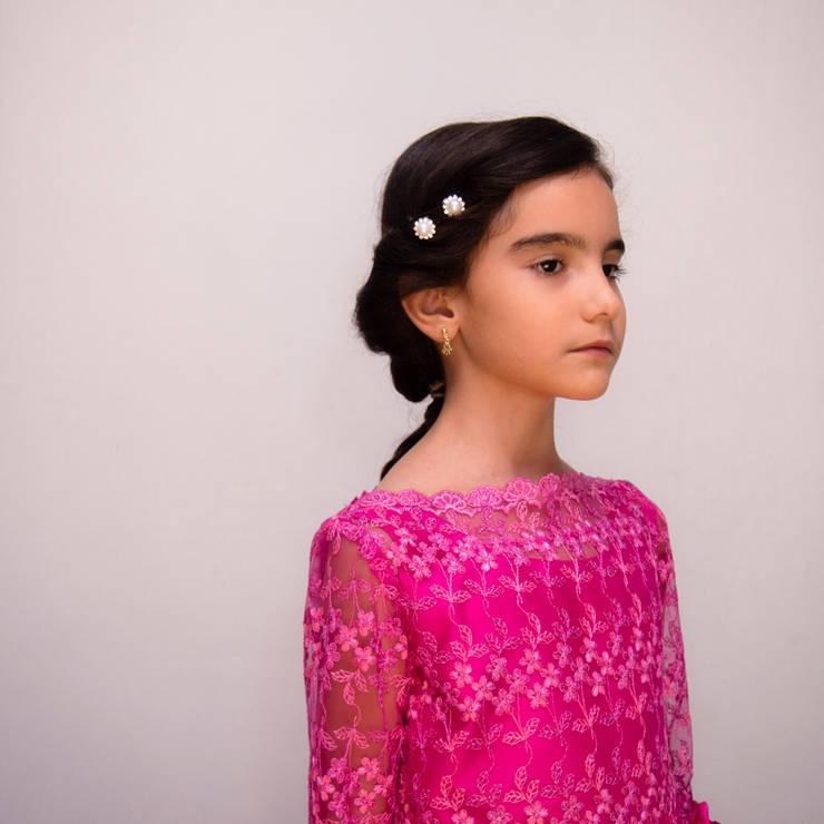 De la serie Retrato Infantil:  de estilo  por Proyectos Kukenán SAS